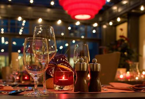 Candle-Light-Dinner - Hotelshop - Romantik Hotel Reichshof